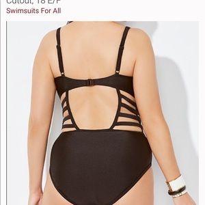 Swimsuits For All Swim - Gabifresh X Swimsuits For All NWT Cutout, 18 E/F